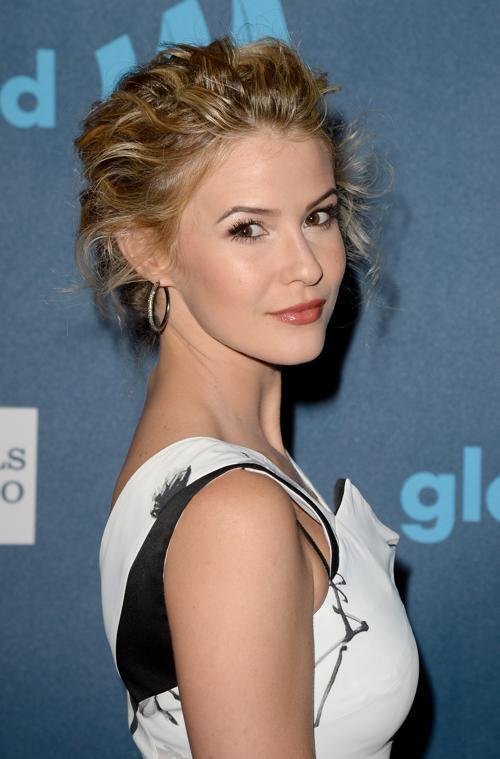 Актриса Линси Годфри. Фото: Jason Merritt/Getty Images for GLAAD