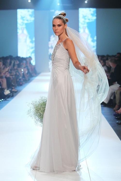 Свадебный стиль 2013 года. Фото: Graham Denholm/Getty Images