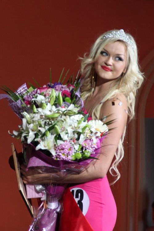 Победительницей конкурса стала Кристина Коваленко. Фото: Мария Загваздина/Великая Эпоха (The Epoch Times)