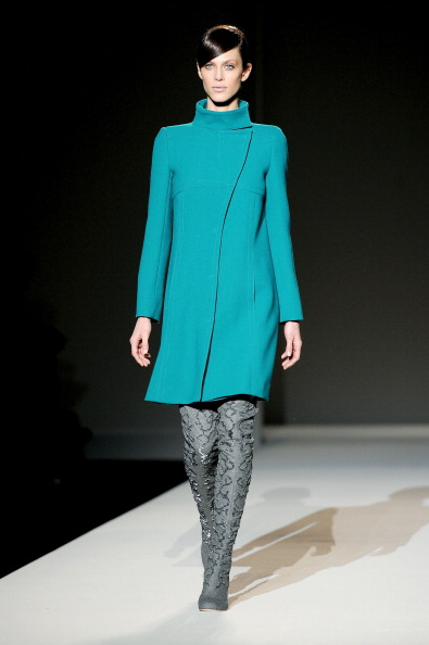 Миланская мода 2011: коллекция Альберты Ферретти сезона осень-зима, 23 февраля 2011, Милан, Италия. Фото: Tullio M. Puglia/Getty Images