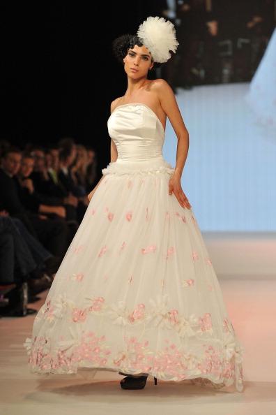 Презентация коллекции Guido Maria Kretschmer  на Неделе моды 2010 в Цюрихе. Фото: Getty Images for IMG