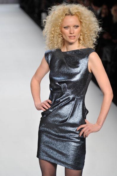 Blacky Dress Show: Неделя моды Mercedes-Benz, 21 января 2011, Берлин, Германия. Фоторепортаж. Фото: Gareth Cattermole/Getty Images