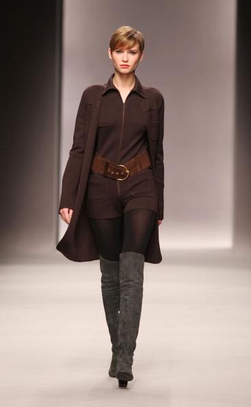 Лондонская неделя моды: коллекция Jasper Conran сезона осень-зима 2011. Фото: Tim Whitby/Getty Images