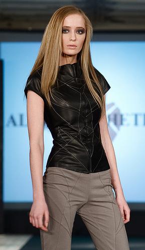 Алена Кочеткова.