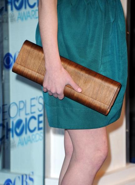 Наряды звезд на  вручении награды Peoples Choice Awards, 5 января 2011,  Лос-Анджелес, Калифорния.    Фото: Jason Merritt/Getty Images