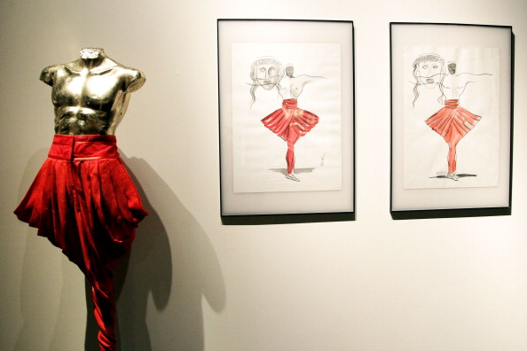 Teatro alla moda - выставка моды в рамках Римского кинофестиваля 2010. Фото: Vittorio Zunino Celotto/Getty Images