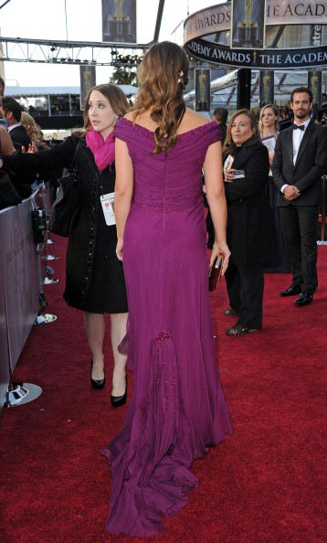 Натали Портман на красной дорожке «Оскара 2011», 27 февраля 2011, Голливуд, штат Калифорния. Фото: Steve Granitz/WireImage