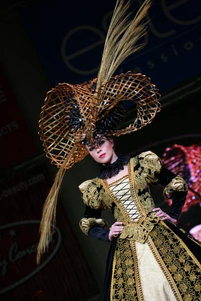 Фоторепортаж с Фестиваля Красоты