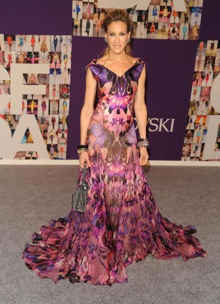 Звездные наряды на церемонии CFDA Fashion Awards 2010. фоторепортаж. Фото: Andrew H. Walker/Getty Images