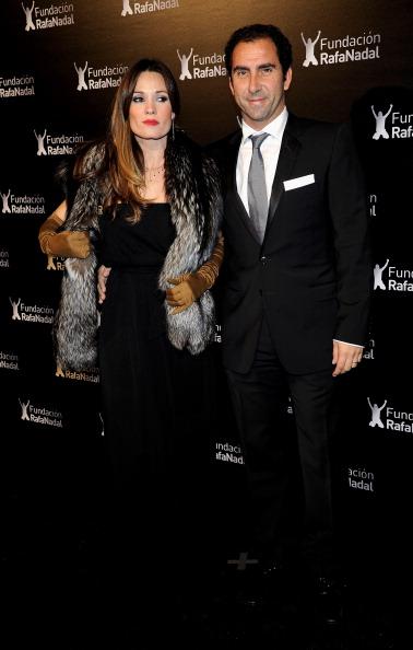 Наряды гостей на благотворительном вечере Рафаэля Надаля, 22 декабря 2010, Мадрид, Испания.  Фото: Carlos Alvarez/Getty Images