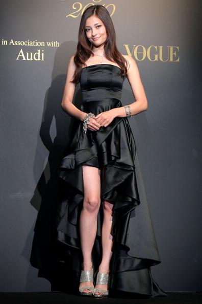 В Токио наградили японских женщин 2010 года. Фото: Kiyoshi Ota/Getty Images