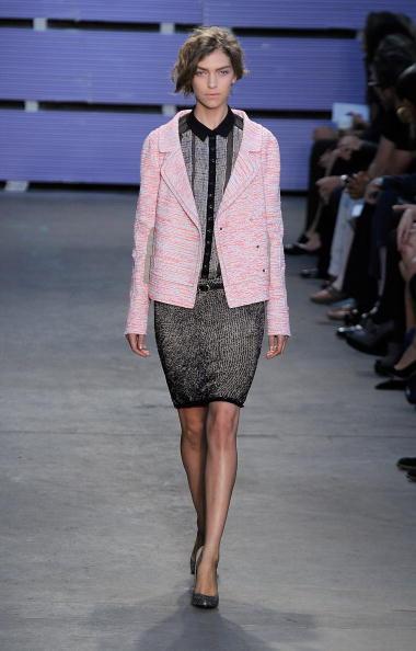 Коллекция Proenza Schouler Весна-2011 на Неделе моды Mercedes-Benz в Нью-Йорке. Фото: Jemal Countess/Getty Images