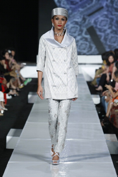 Неделя моды 2010 в Джакарте. Фото: Ulet Ifansasti/Getty Images for Jakarta Fashion Week