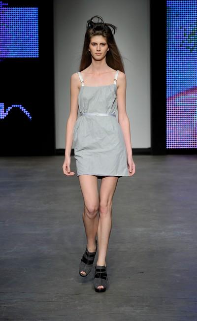 Коллекция от Annah Stretton на австралийской Неделе моды весна-лето 2010/11. Фото: Stefan Gosatti/Getty Images