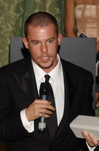 Британский дизайнер Alexander McQueen Фото: Getty Images