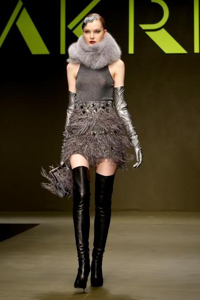 Коллекция Krizia на миланской Неделе моды. Фото:Vittorio Zunino Celotto/Getty Images
