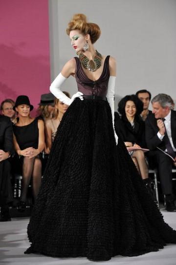 Известный бренд Christian Dior на Неделе моды в Париже. Фото: Pascal Le Segretain/Getty Images