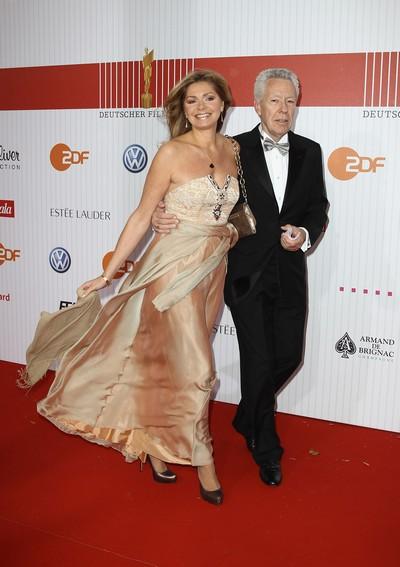 Знаменитости на церемонии вручения немецкой кинопремии Лола 2011,  8 апреля 2011, Берлин, Германия. Фото: Andreas Rentz/Getty Images