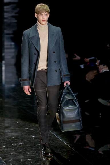 Мужская коллекция Gucci сезона осень-зима 2010. Фото: Vittorio Zunino Celotto/Getty Images