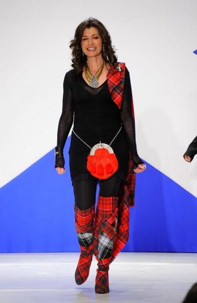 Показ Dressed To Kilt в шотландском стиле, 5 апреля 2011 года, Нью-Йорк. Фото: Andrew H.Walker/Getty Images