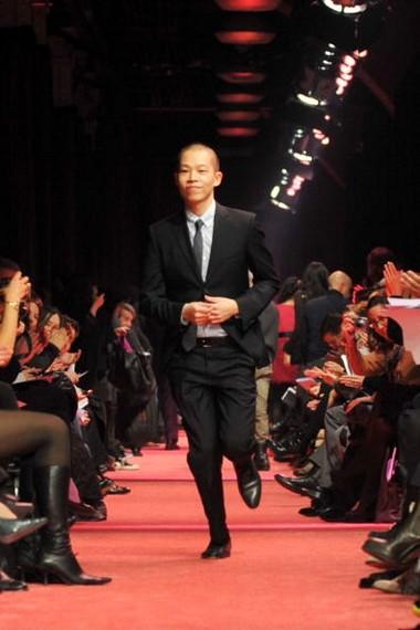 Диайзнер Jason Wu сезона  осень-зима на Неделе моды Mercedes-Benz в Нью-Йорке. Фото: Getty Imges