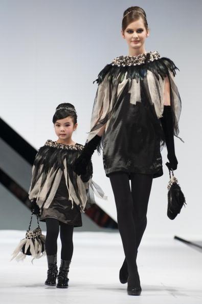 Неделя моды «Осень-зима 2010» в Гонконге. Фото: Victor Fraile/Getty Images