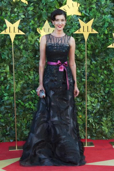Фоторепортаж о 25-летии модного журнала ELLE. Фото: Alvarez/Getty Images