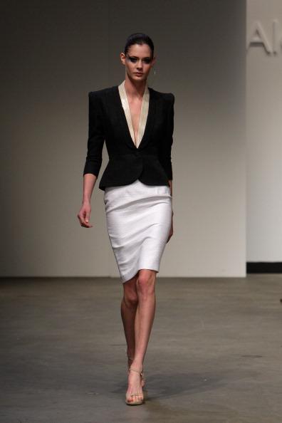 Фоторепортаж. Коллекция Alex Perry на Австралийской неделе моды 2011/12. Фото: Stefan Gosatti/Getty Images Entertainment