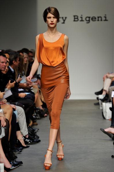 Фоторепортаж. Коллекция Gary Bigeni на Австралийской неделе моды 2011/12. Фото: Stefan Gosatti/Getty Images Entertainment