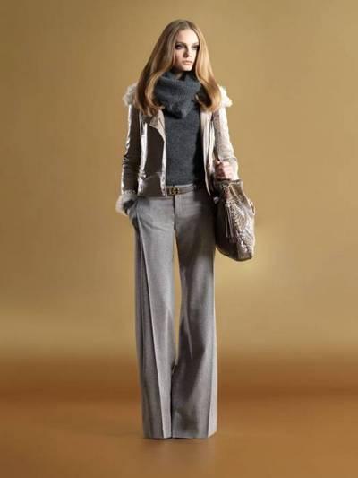 Модные брюки осень– зима 2011 – 2012. Фото: lady.fantasiya.net