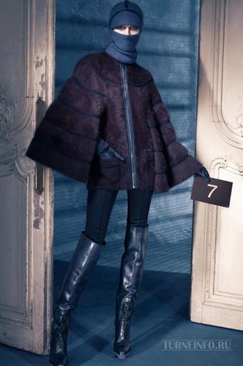 Модная одежда сезона. Кейп. Фото: abnovki.ru, turneinfo.ru