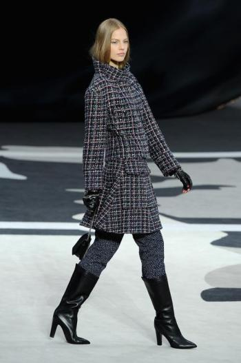 Chanel, коллекция 2013 года. Фото: Pascal Le Segretain/Getty Images