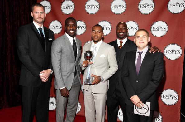 ESPY Awards 2011: звезды поздравляют спортсменов. Фото: Frederick M. Brown, Christopher Polk/Getty Images Entertainment