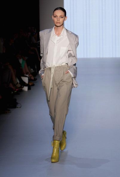 Фоторепортаж. Коллекция Flannel на Австралийской неделе моды 2011/12. Фото: Lisa Maree  Williams/Getty Images
