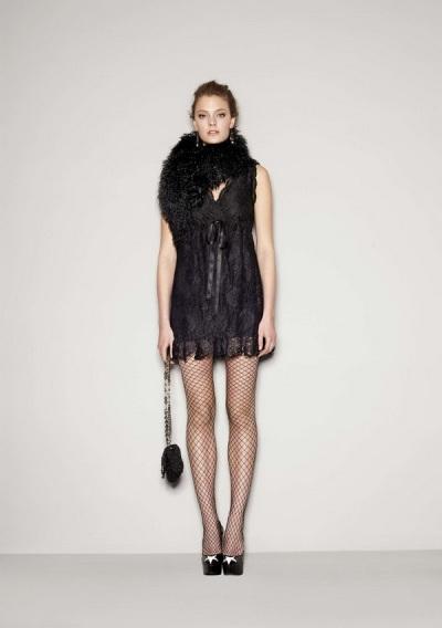 Осень-зима 2011-2012: модная одежда Dolce&Gabbana. Фото: abnovki.ru