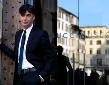 Патрицио Ди Марко, президент и исполнительный директор Gucci. Фото: TIZIANA FABI/AFP