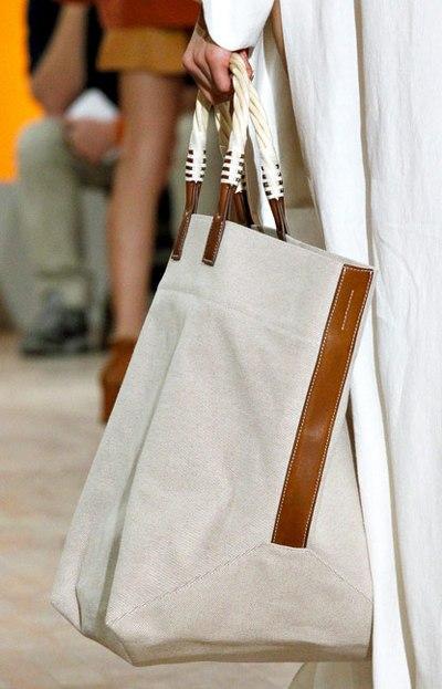 Стильные сумки от Hermes весна-лето 2012. Фото: purseblog.com
