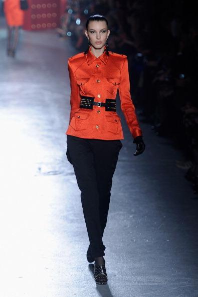 Коллекция женской одежды Jason Wu осень 2012 на Неделе моды Mercedes-Benz. Фото: Fernanda Calfat/Getty Images