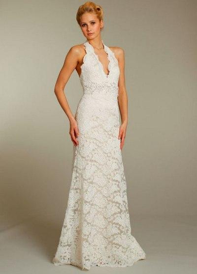 Коллекция свадебных платьев сезона осень-зима 2011-2012 бренда Jim Hjelm. Фото: pssp.ru