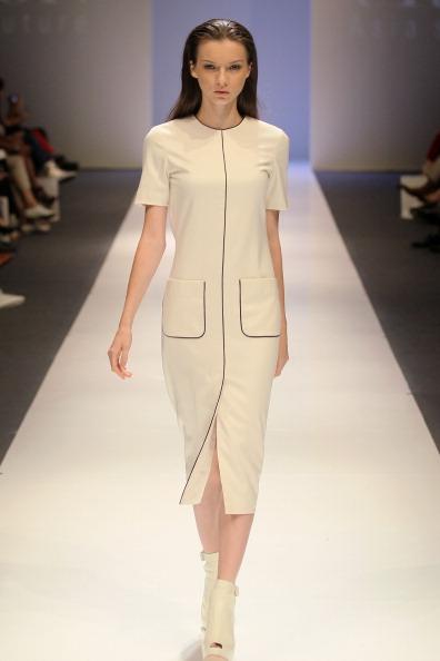 Фоторепортаж. Показ коллекции дизайнера Kit Miao на фестивале Audi Fashion Festival. Фото: Chris McGrath/Getty Images Entertainment