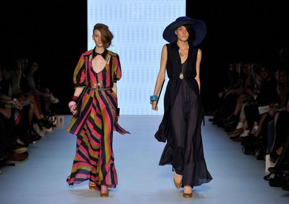 Фоторепортаж. Коллекция Marnie Skillings на Австралийской неделе моды 2011/12. Фото: Stefan Gosatti/Getty Images Entertainment