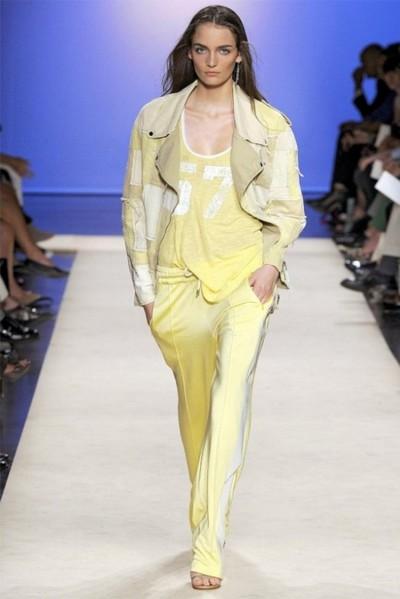 Мода весна-лето 2012: Isabel Marant на Парижской недели моды. Фото: fashionwalk.ru