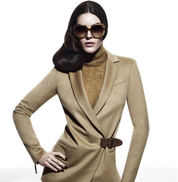 Фоторепортаж. Новая коллекция сезона осень-зима 2011-2012 бренда Max Mara. Фото предоставлено AbNovki