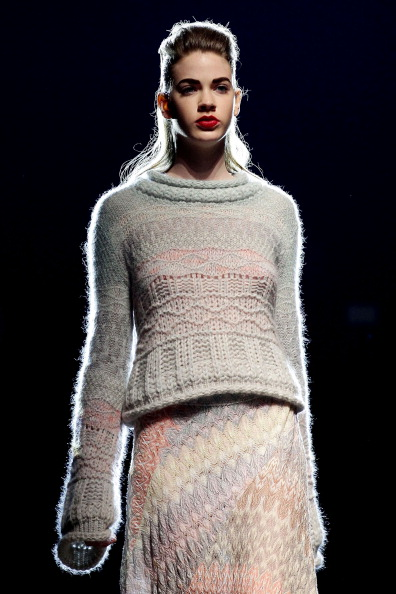 Фоторепортаж. Показ коллекции Missoni на фестивале моды Audi Fashion Festival 2011. Фото: Suhaimi Abdullah/Getty Images Entertainment