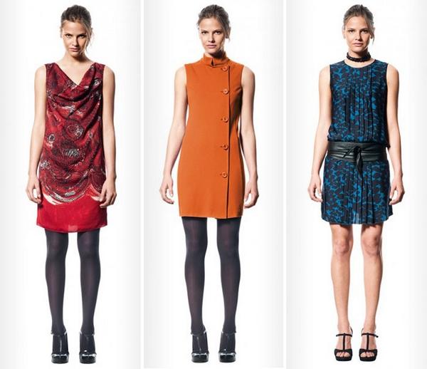 Sisley осень-зима 2011/12: лучшие образы и аксессуары. Фото: trend.kg