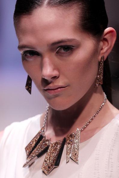 Фоторепортаж. Показ коллекции Swarovski на Audi Fashion Festival в Сингапуре. Фото: Lisa Maree Williams/Getty Images Entertainment