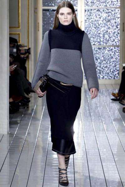 Мода осень-зима 2011-2012: Balenciaga. Фото: fashionwalk.ru
