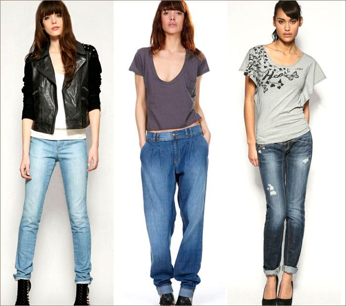 Модная джинсовая одежда. Фото: leyma.ru