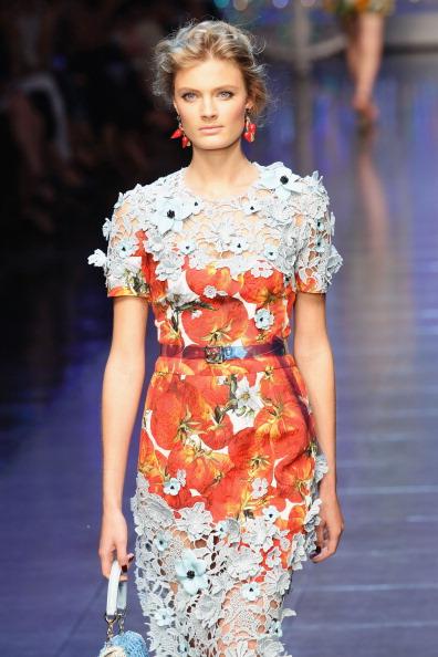 Весенние тенденции моды 2012. Фото: Getty Images