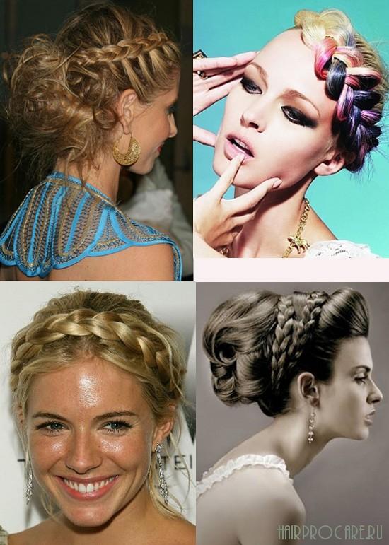 Прически на Новый Год 2013. Фото: hairprocare.ru